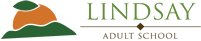 Lindsay Adult School Logo Transparent